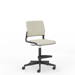Fotel biurowy Nowy Styl XILIUM COUNTER SWIVEL CHAIR UPH